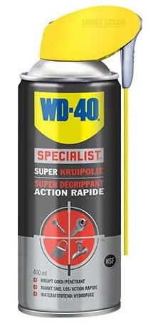 WD 40 Specialist Super Kruipolie 400 ml