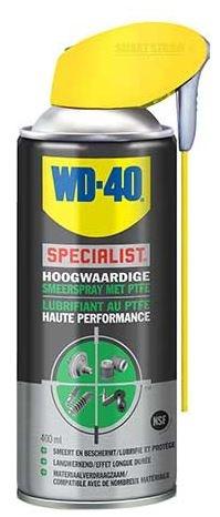 WD 40 Specialist Smeerspray met Ptfe 400 ml