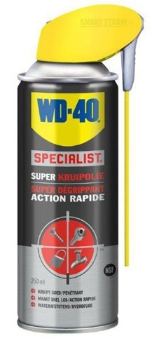 WD 40 Specialist Super Kruipolie 250 ml