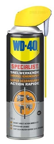 WD 40 Specialist Universele Reinigingsspray 500 ml