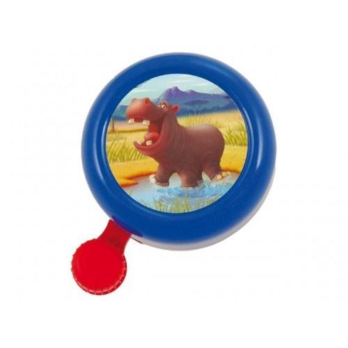 Widek Bel Animal Kingdom Nijlpaard Blauw
