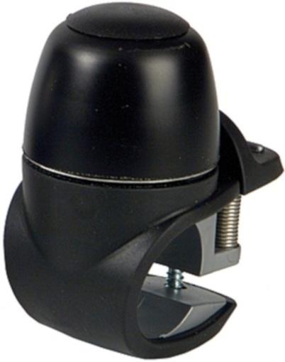 Widek fietsbel Compact II zwart