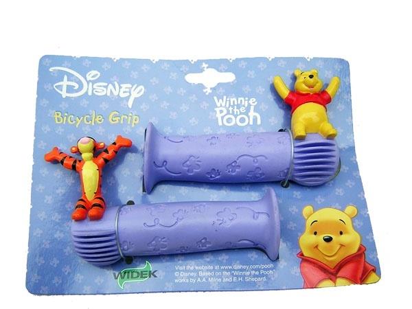 Widek Handvatset Kind Winnie The Pooh Tijgertje Paars