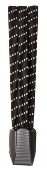 Widek snelbinder 20 inch elastaan zwart/grijs