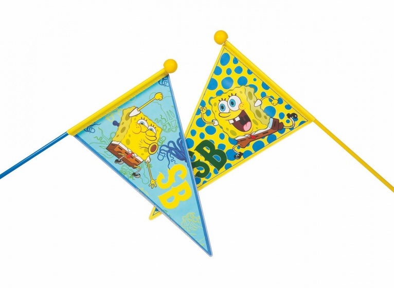 Widek Veiligheidsvlag Spongebob Deelbaar