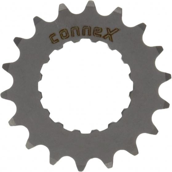 Wippermann tandwiel Connex Z18 2 mm 1/2 staal zilver
