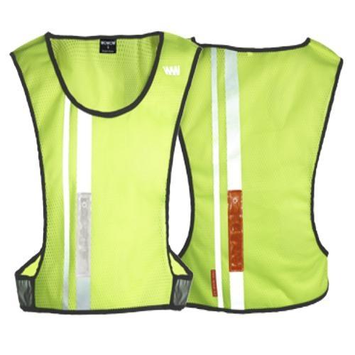 Wowow Jacket 3.2 Dark Fluorgeel Maat XS / S