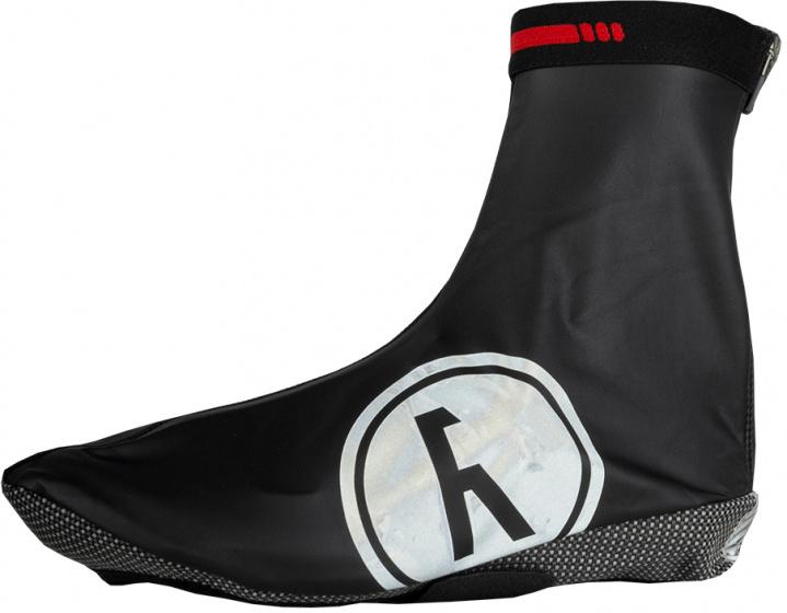 Wowow overschoenen Raceviz Artic 2.0 polyester zwart maat 42 45