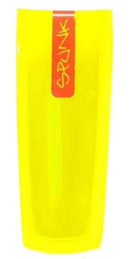Wowow Spunk Reflector Zichtbaar Tot 100 Meter Geel 9.5x3.5 cm