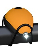 wowow lighting set w one led orange internet bikes. Black Bedroom Furniture Sets. Home Design Ideas