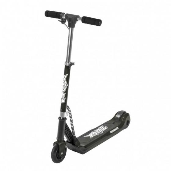 Xootz E Scooter 12V Junior Voetrem Zwart