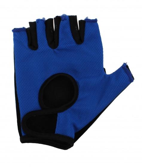 XQ Max fietshandschoenen blauw maat L/XL