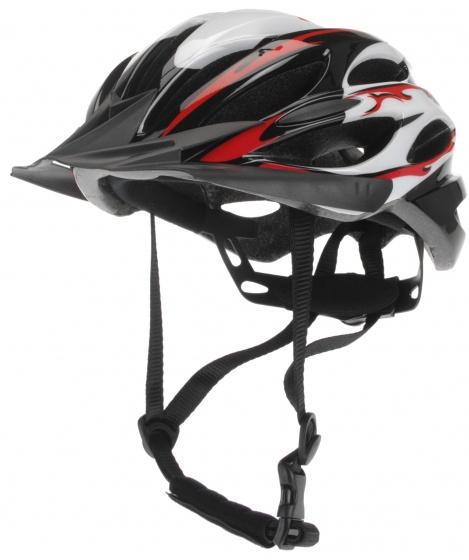 XQ Max fietshelm unisex zwart maat L XL (58 cm)