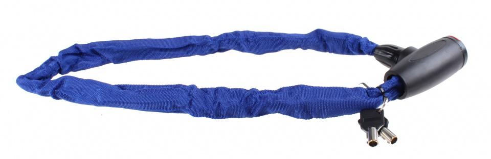 XQ Max kettingslot blauw 80 x 3 cm
