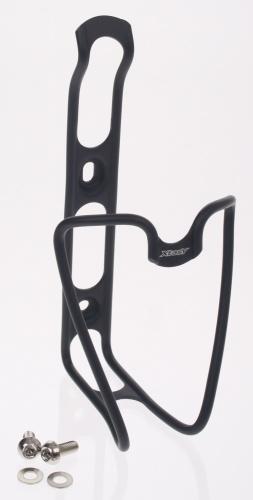Xtasy Bidonhouder ALU SL Aluminium Mat Zwart