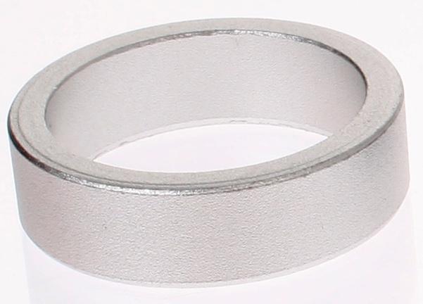 Xtasy Opvulring Balhoofd Aluminium 1 1/8 Inch 10mm Zilver