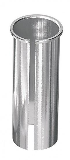 Xtasy Vulbus 27,2 x 2,2 x 80 mm aluminium zilver
