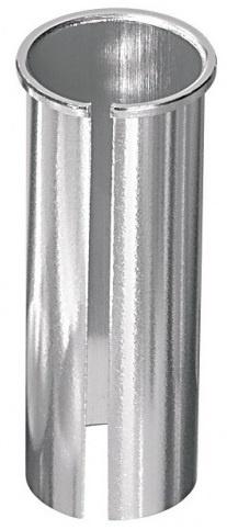 Xtasy Vulbus 25,4 x 2,8 x 80 mm aluminium zilver
