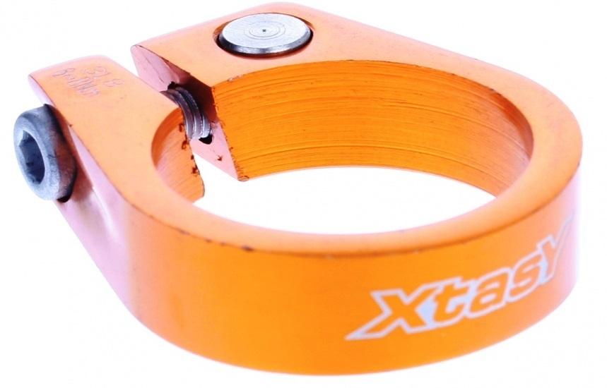 Xtasy Zadelpenklem SCI 105 34,9 mm oranje