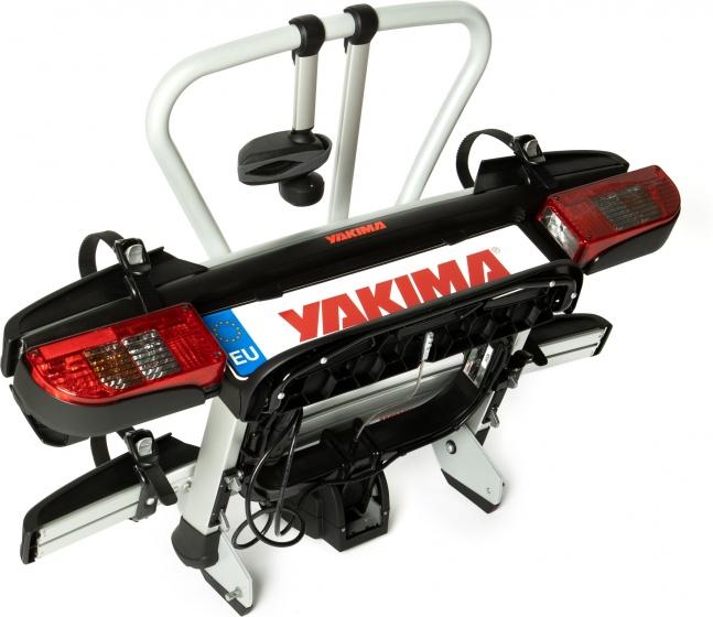 Yakima fietsendrager Justclick 2 voor 2 fietsen zilver/zwart S
