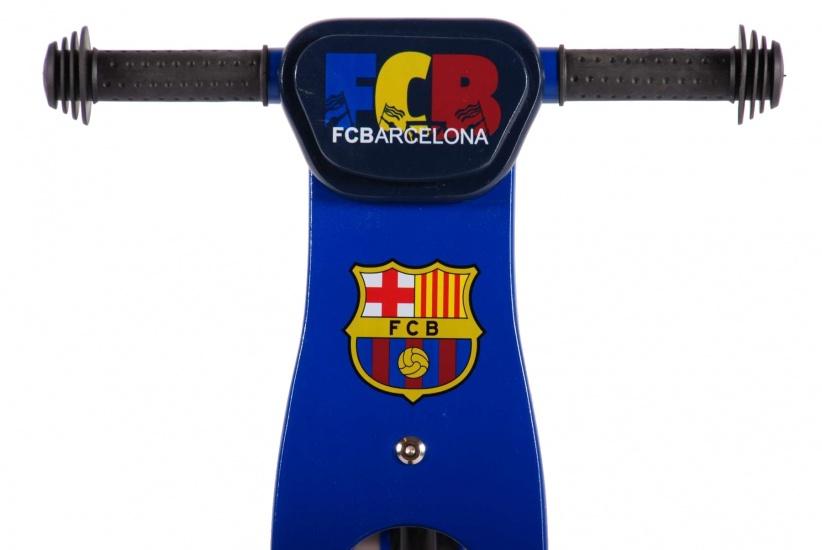 Yipeeh FC Barcelona loopfiets 12 Inch Jongens Blauw