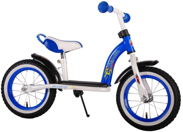 Yipeeh Thombike loopfiets 12 Inch Jongens Blauw