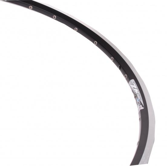 ZAC Velg 2000D 28 x 5/8 inch aluminium 32G zwart