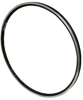 ZAC Velg 2000D 28 x 5/8 inch aluminium 36G zwart