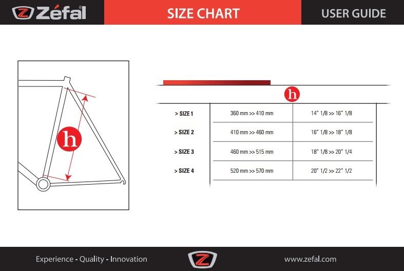 Zefal Hpx Pump Size 1 Black Internet Bikes
