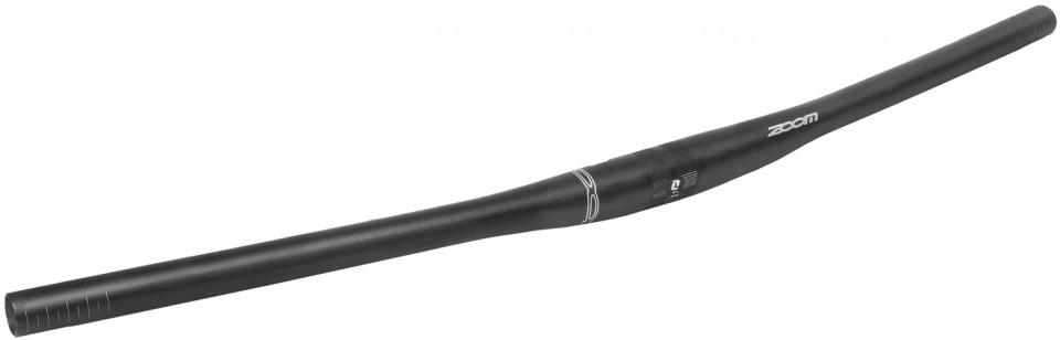 Zoom stuur MTB 22,2/780/31,8 mm aluminium zwart