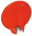 Cyclus Spaaksleutel SW 3,2 mm Rood