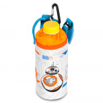 Disney bidontas Star Wars BB8 0,5 liter wit/oranje