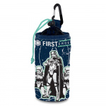 Disney bidontas Star Wars First Order 0,5 liter blauw