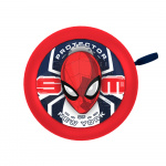 Seven Polska fietsbel Spiderman rood 55 mm