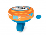 Disney fietsbel Star Wars BB8 junior 5,5 cm oranje
