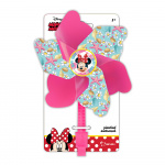Disney windmolentje Minnie Mouse 17 cm roze