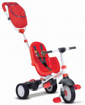 Fisher-Price Charisma 4-in-1 Junior Wit/Rood