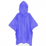 Free and Easy rainponcho junior taille unique bleu