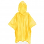 Free and Easy rainponcho junior taille unique jaune