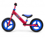 Milly Mally loopfiets Sonic 12 Inch Junior Rood