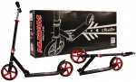 Nijdam Step Low Cruiser Pro-Line Junior Voetrem Zwart