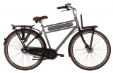 Puch Strong Plus 28 Inch 56 cm Heren 3V Rollerbrakes Grijs