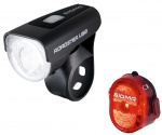 sigma lightster roadsternugget ii led black internet bikes