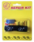 Thumbs Up Bicycle tire repair kit roll of stickers