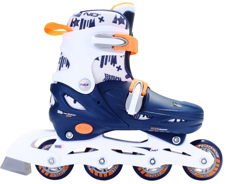 Inline skate van het merk Nijdam
